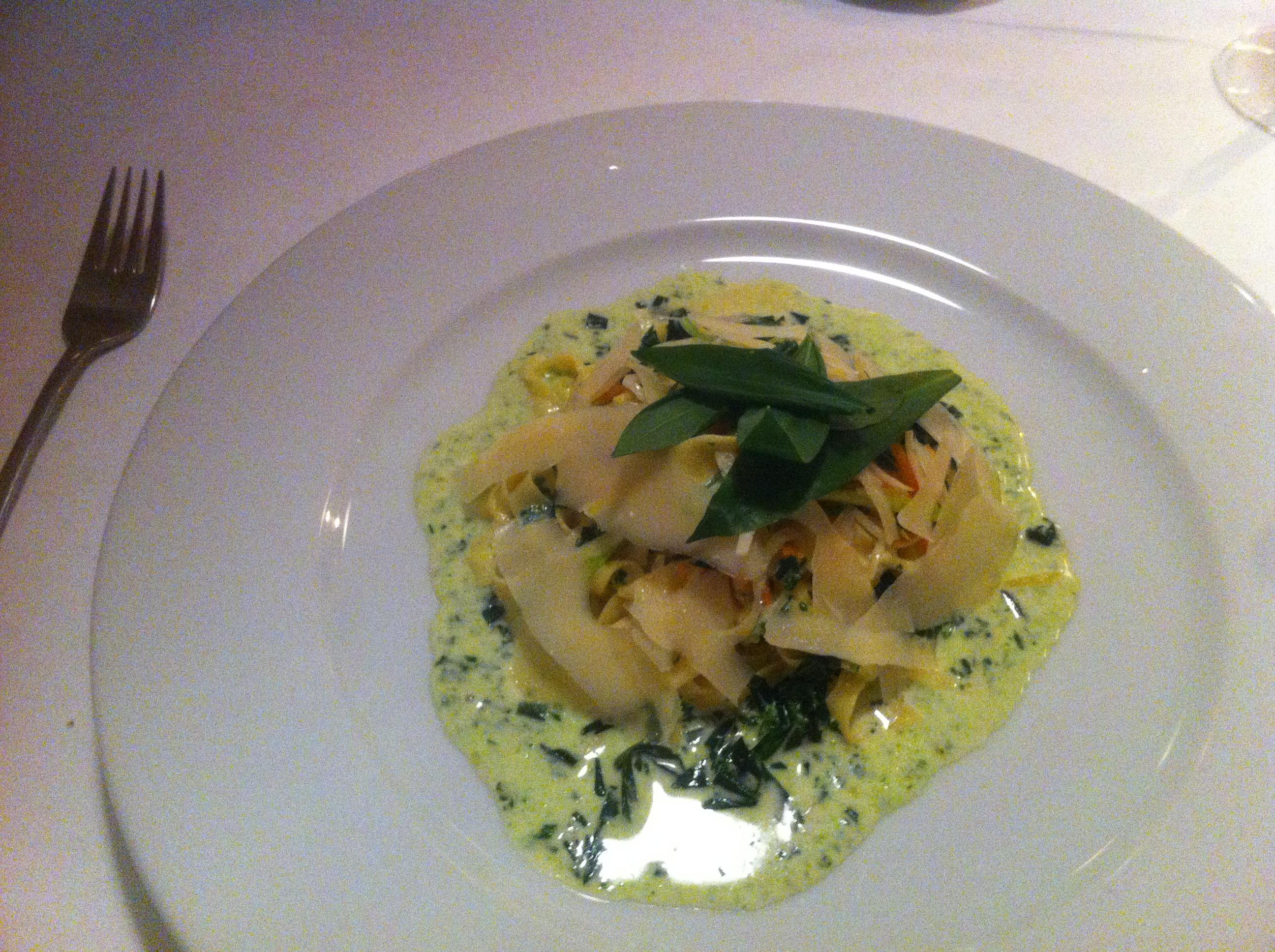 Baenziger, Seon, Aargau | Dinner | The real picky gourmet